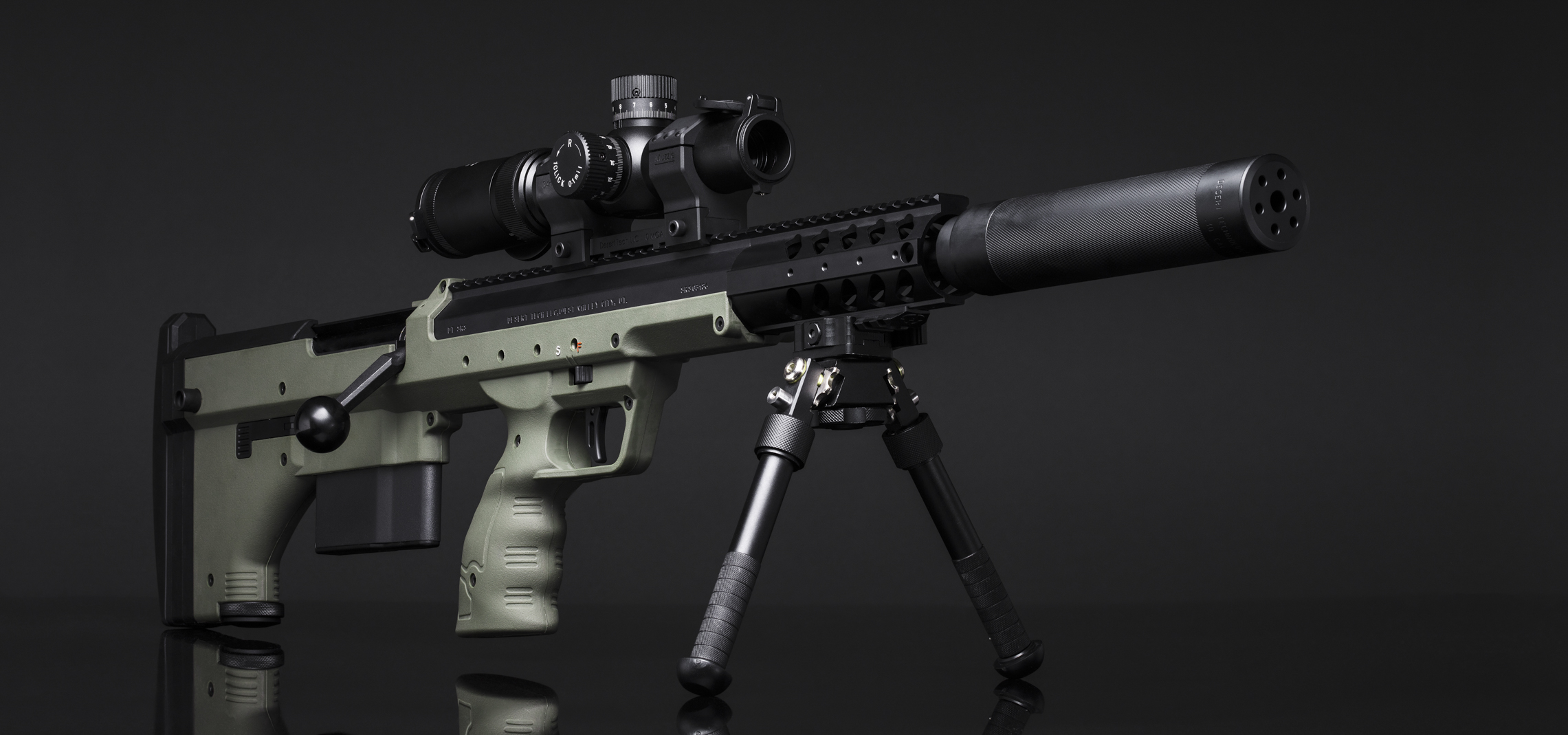 Silverback Airsoft SRS A1